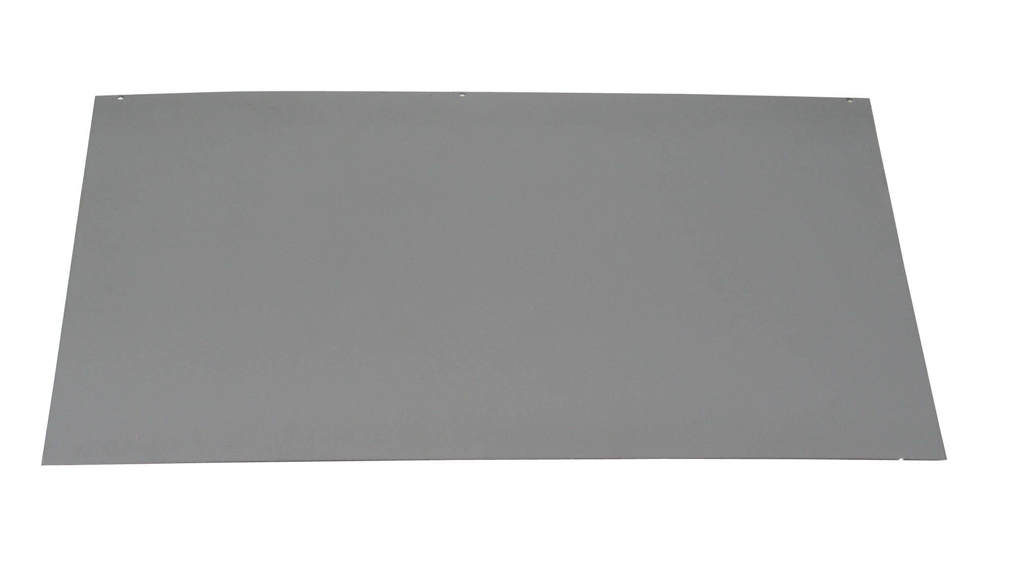 bodenplatte stahl rechteckig grau migros. Black Bedroom Furniture Sets. Home Design Ideas