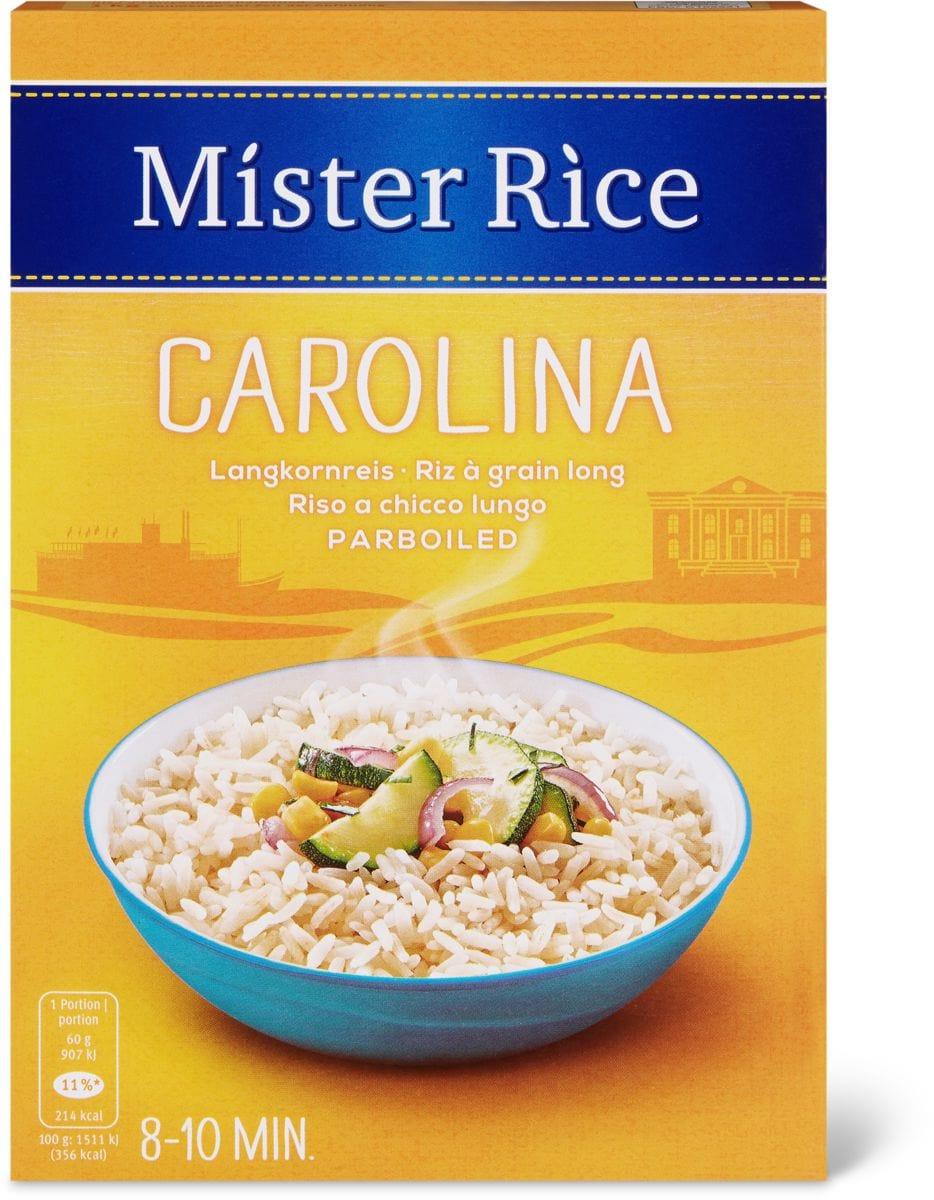 Mister Rice Carolina parb. 10min