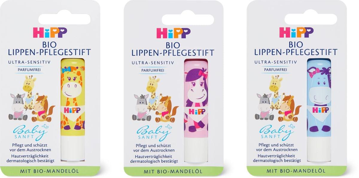 Hipp Babysanft Lippenpflegestift