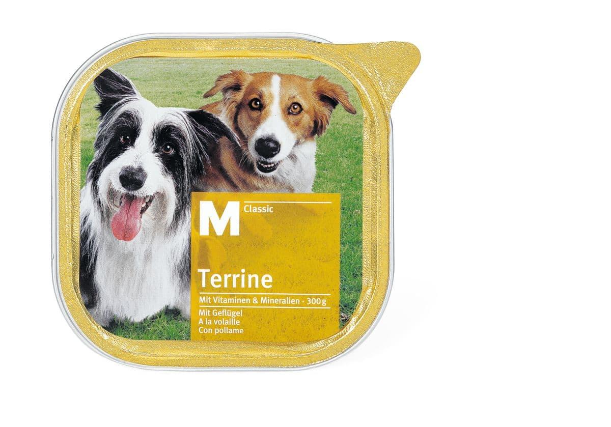 M-Classic Terrine mit Geflügel