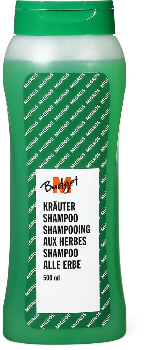 M-Budget shampooing herbes