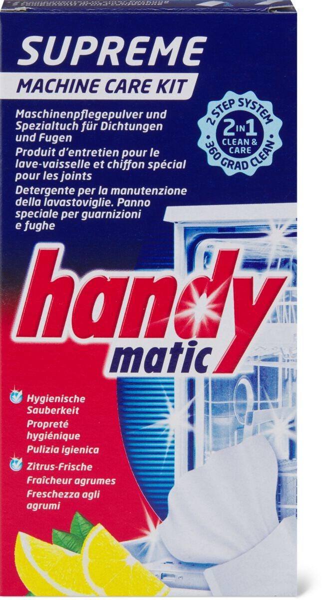 Handymatic Supreme Geschirrspülmaschinen Pflege Set