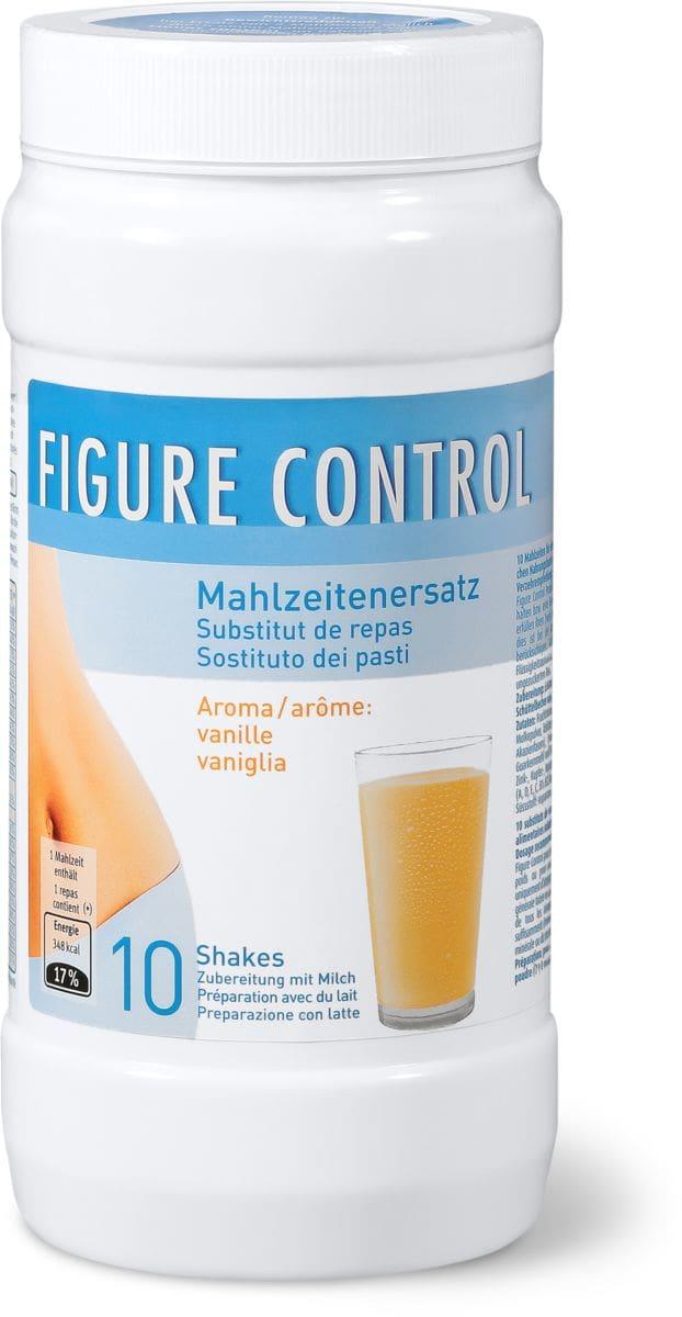 Figure Control sostituto pasti vanille