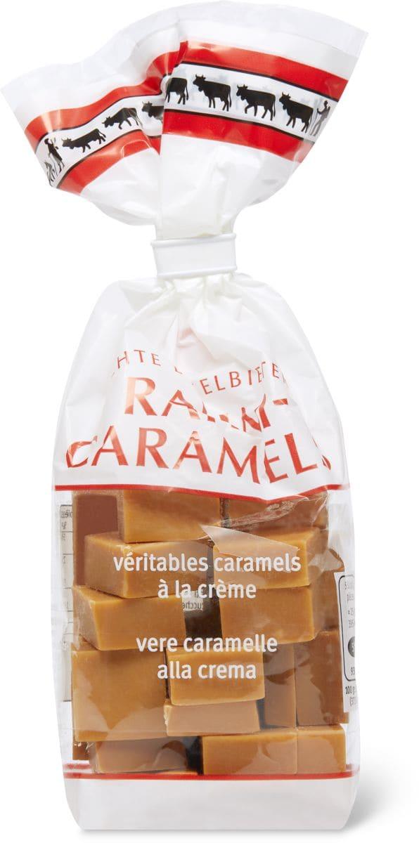 Baselbieterli Caramels à la crème