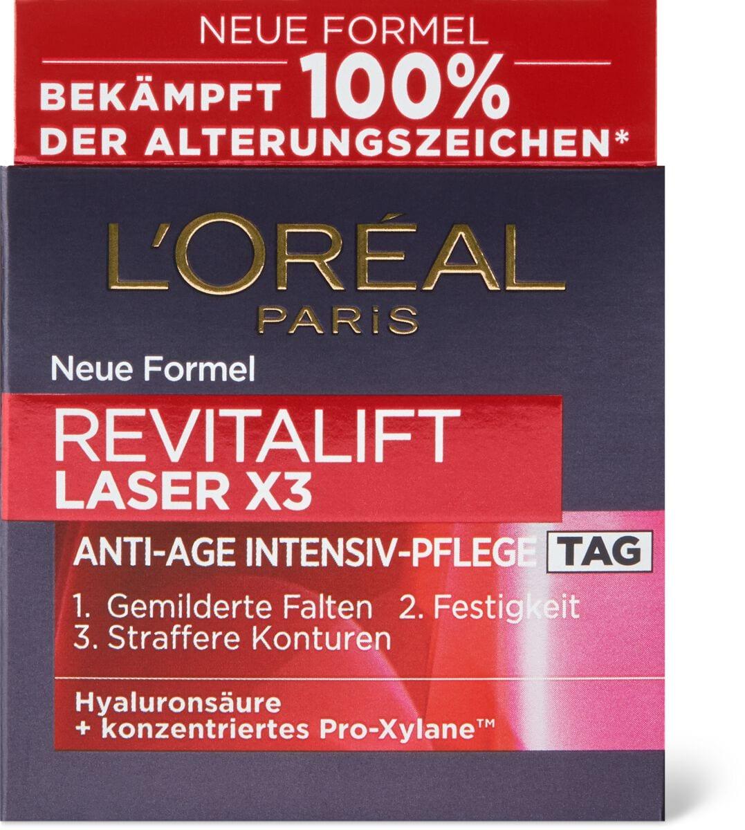 L'Oréal Revitalift Tag