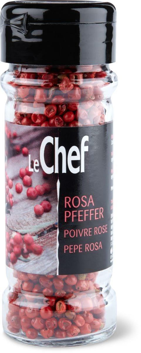 LeChef Pfeffer rosa