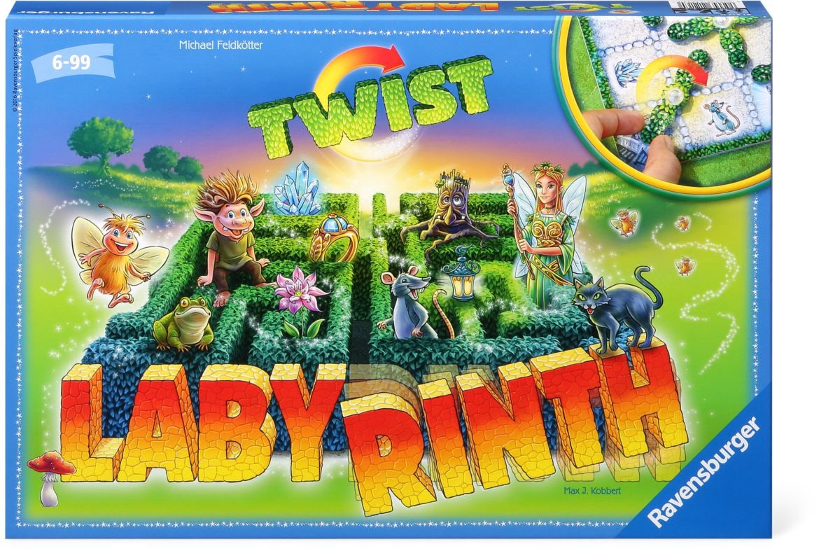 Twist Labyrinth