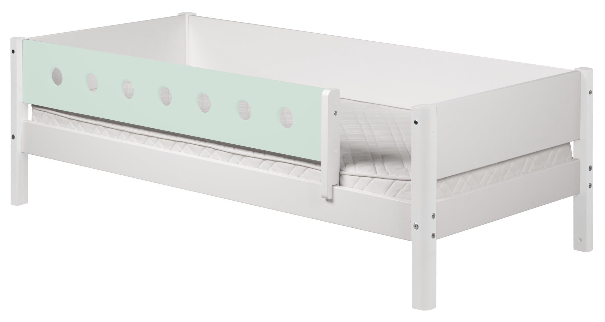 einzelbett flexa white migipedia. Black Bedroom Furniture Sets. Home Design Ideas