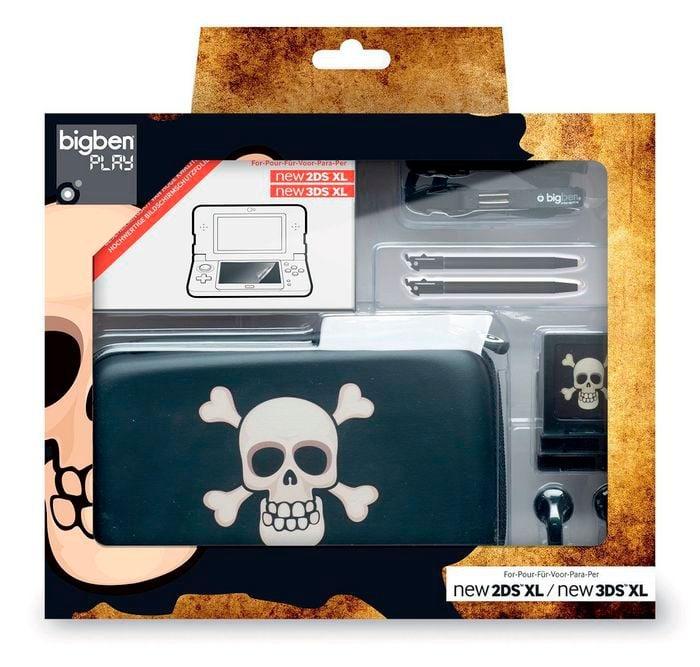 Bigben Game Traveler Essential Pack Pirate