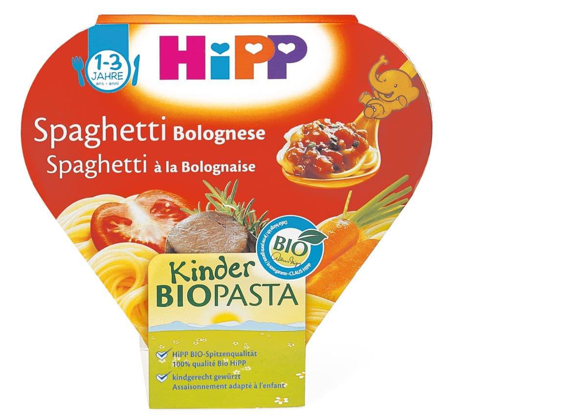 HiPP spaghetti bolognaise
