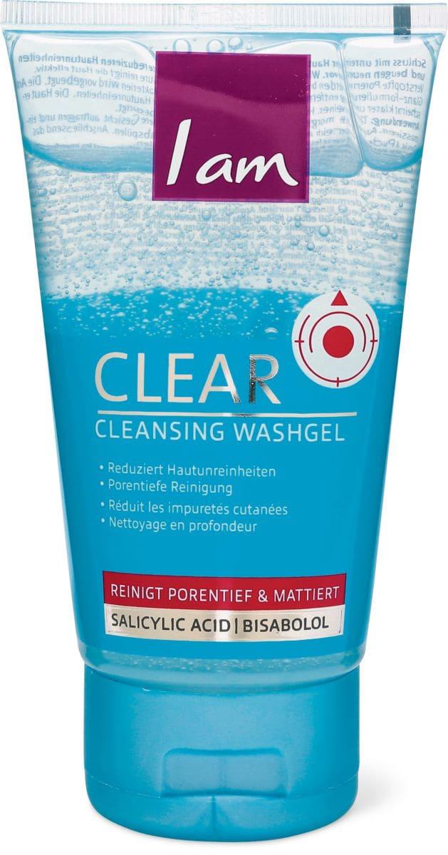 I am Clear Gel detergente