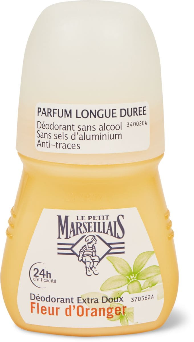 Le Petit Marseillais Deo Roll-on arancio
