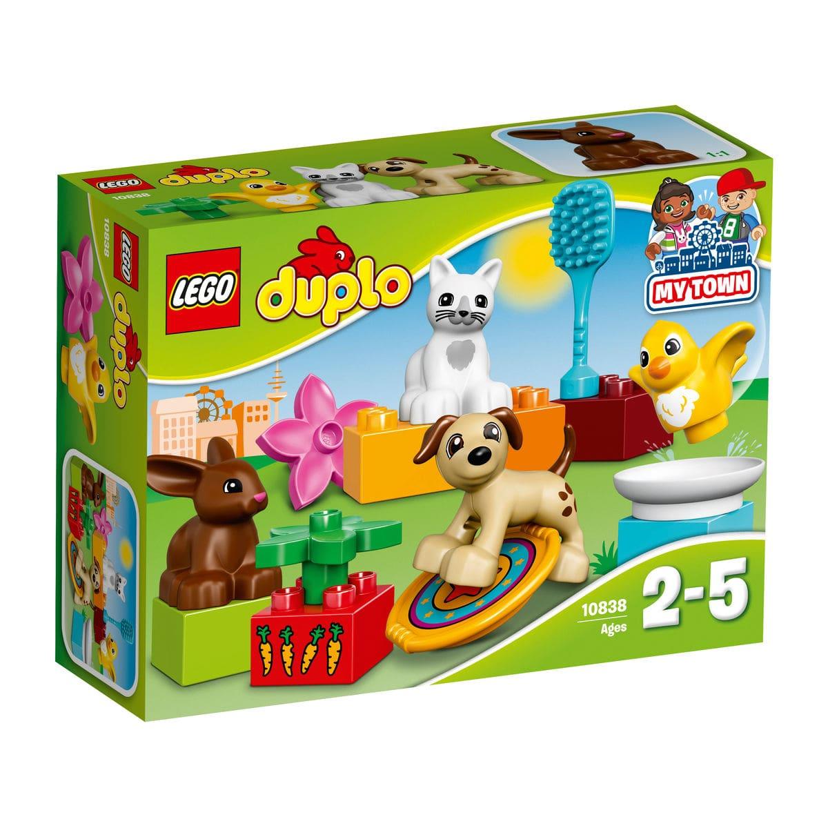 LEGO DUPLO Amici Cuccioli 10838