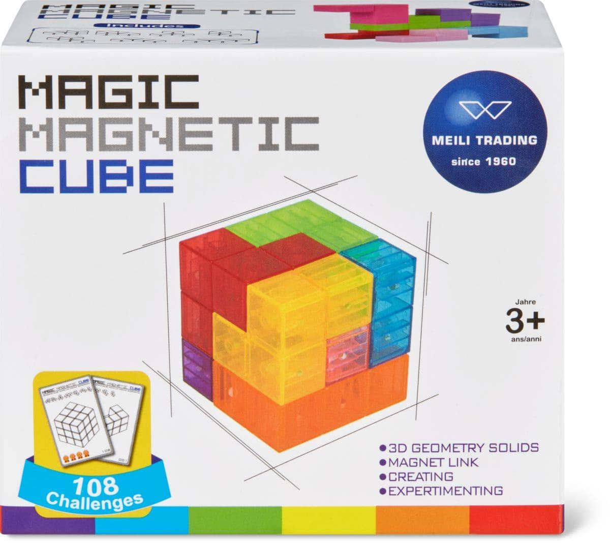 Fritzo Cube Format 30Mm Mit 27 Würfeln Experimentieren