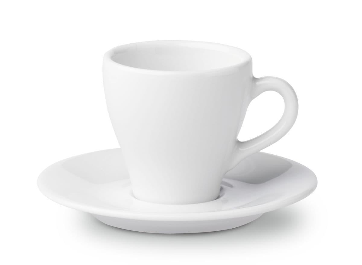Cucina & Tavola CLASSIC Espressotasse mit Unterteller