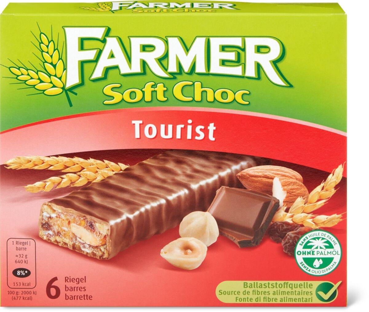 Farmer Soft Choc Tourist