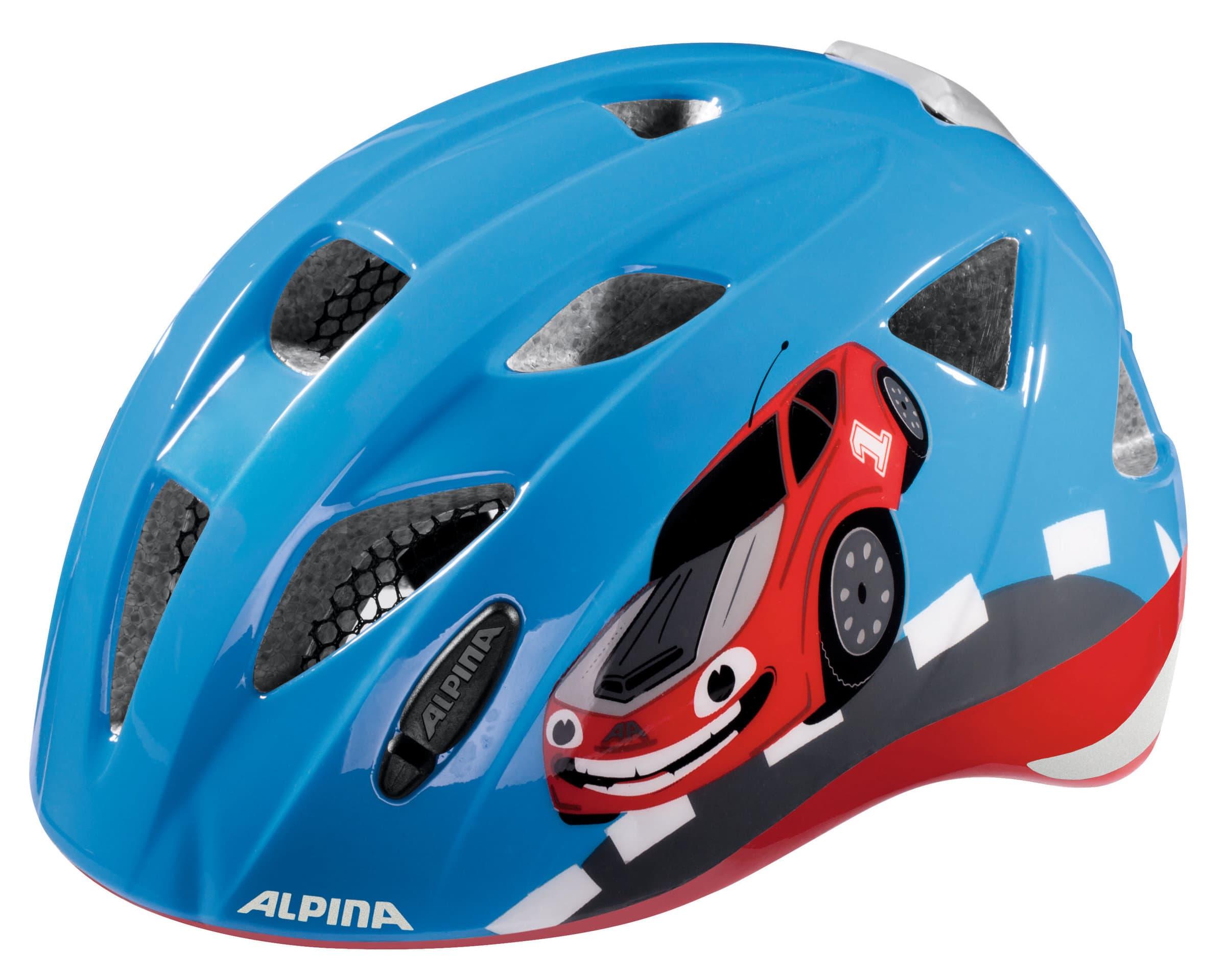 Alpina Ximo Flash Bikehelm