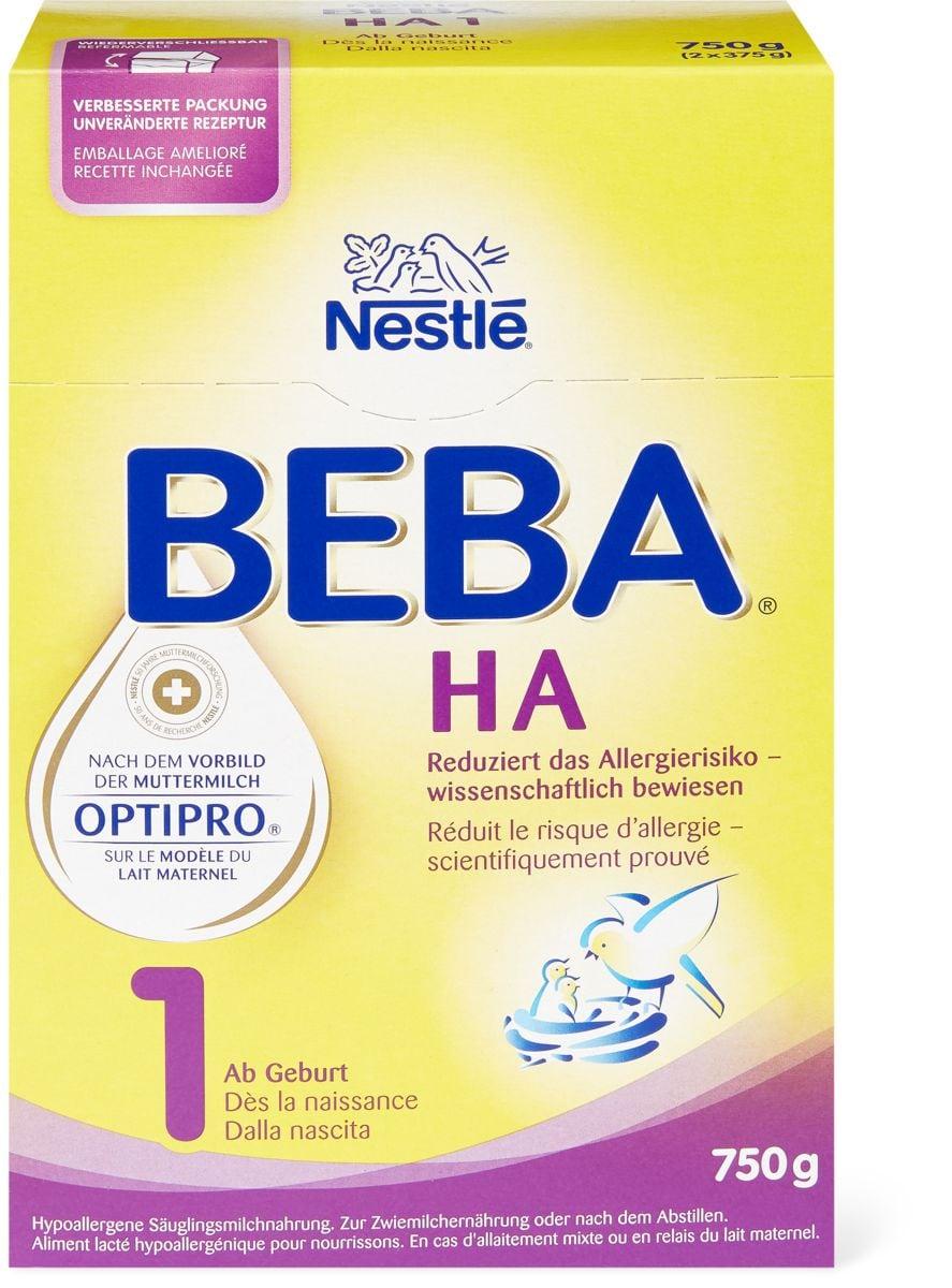 Nestlé BEBA H.A. 1 Optipro