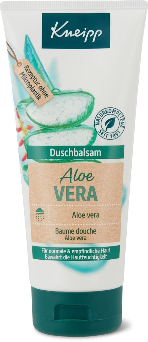 Kneipp Douche baume Aloe Vera