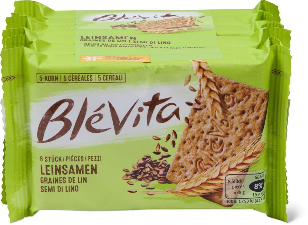 Blévita Leinsamen
