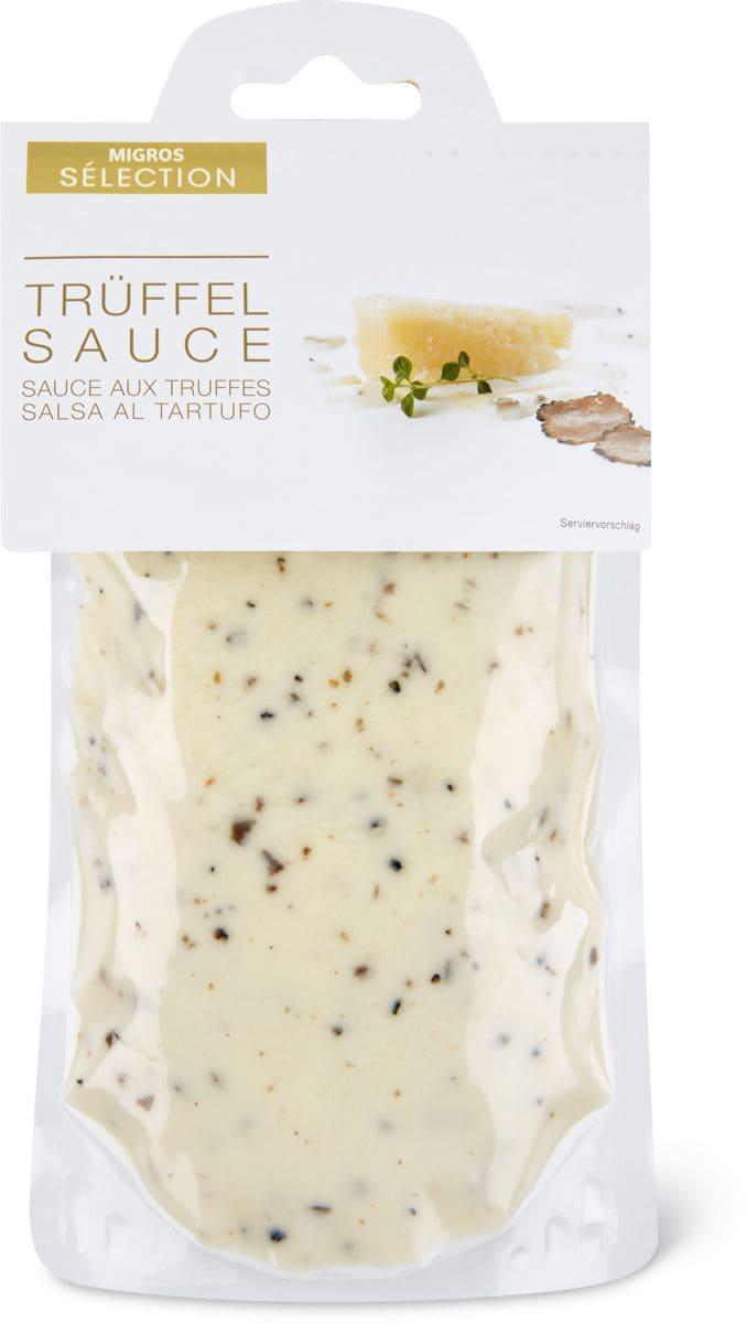 Sélection sauce aux truffes