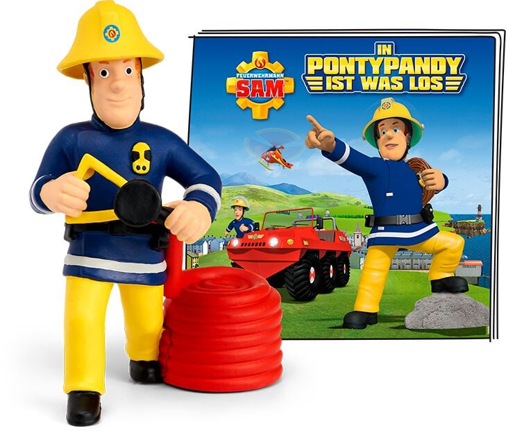 tonies® Feuerwehrmann Sam Pontypandy (DE) Hörspiel