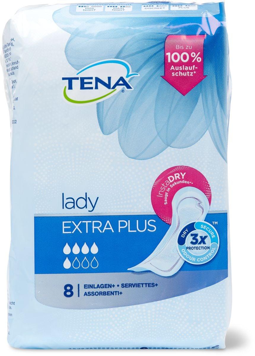 Tena Lady Einlagen Extra Plus