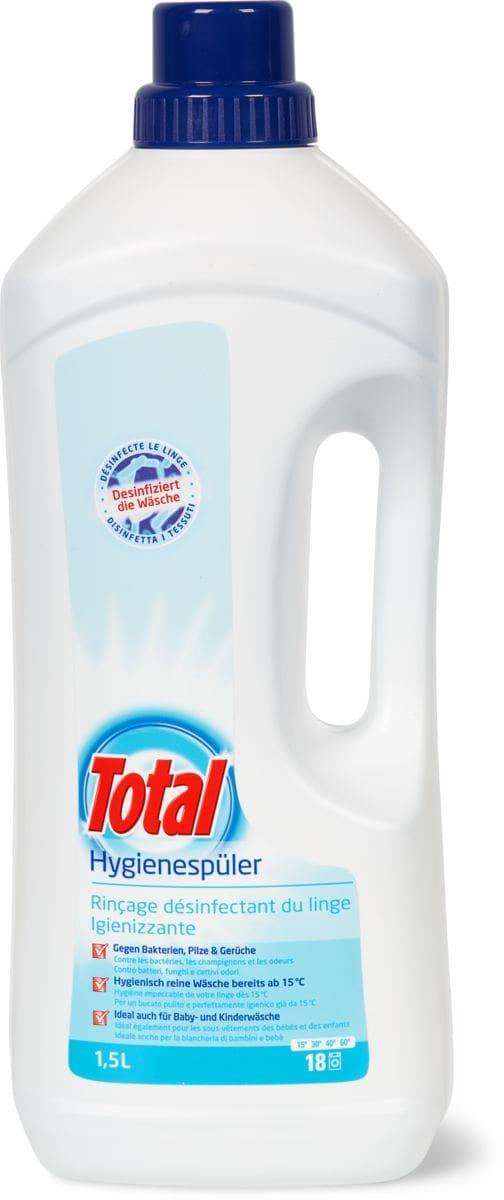 Total Rincage désinfectant