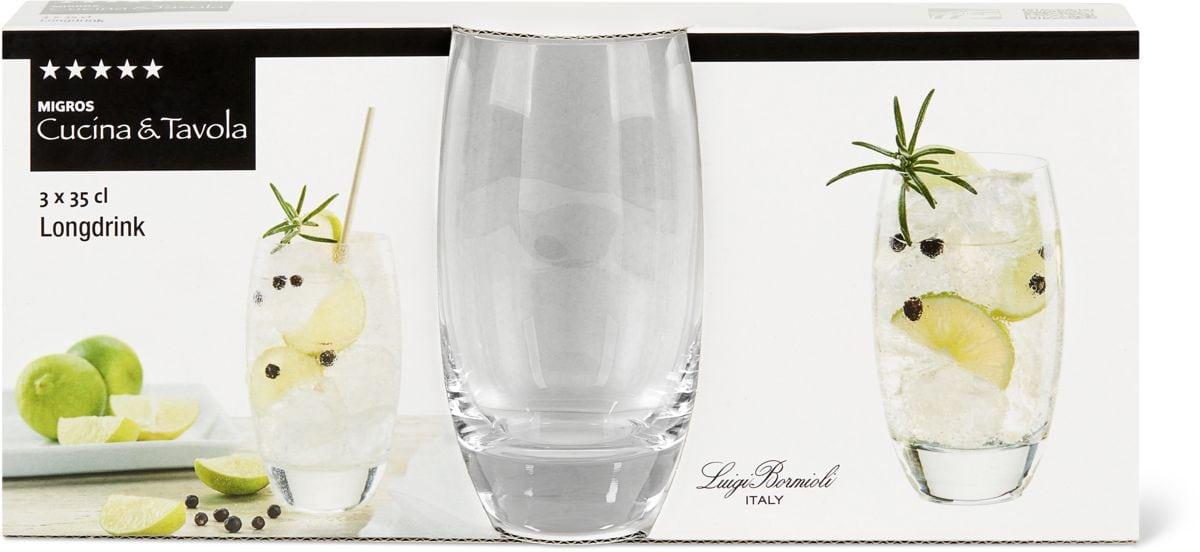 Cucina & Tavola CASTELLO Longdrinkglas