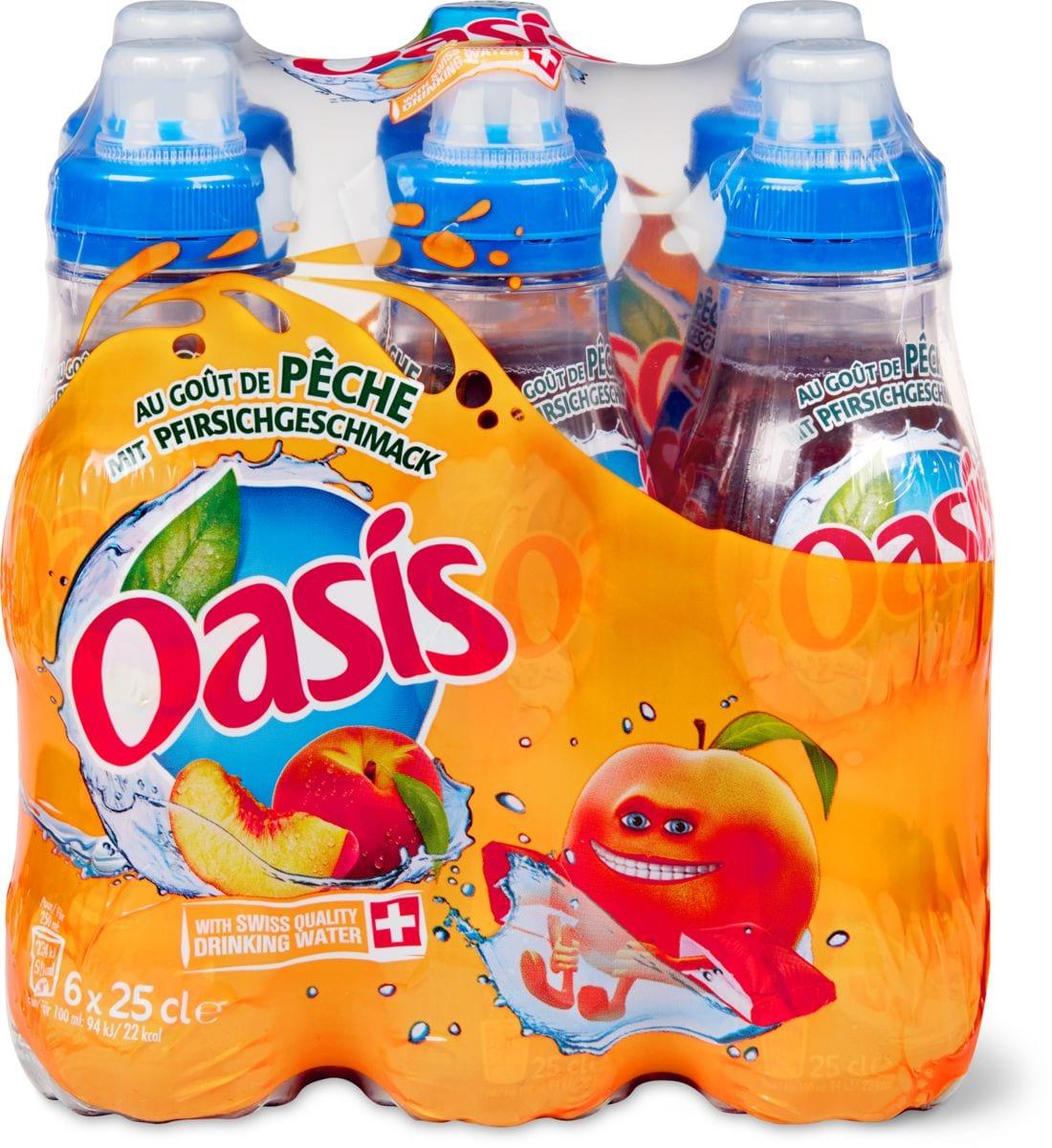 Oasis Pfirsich