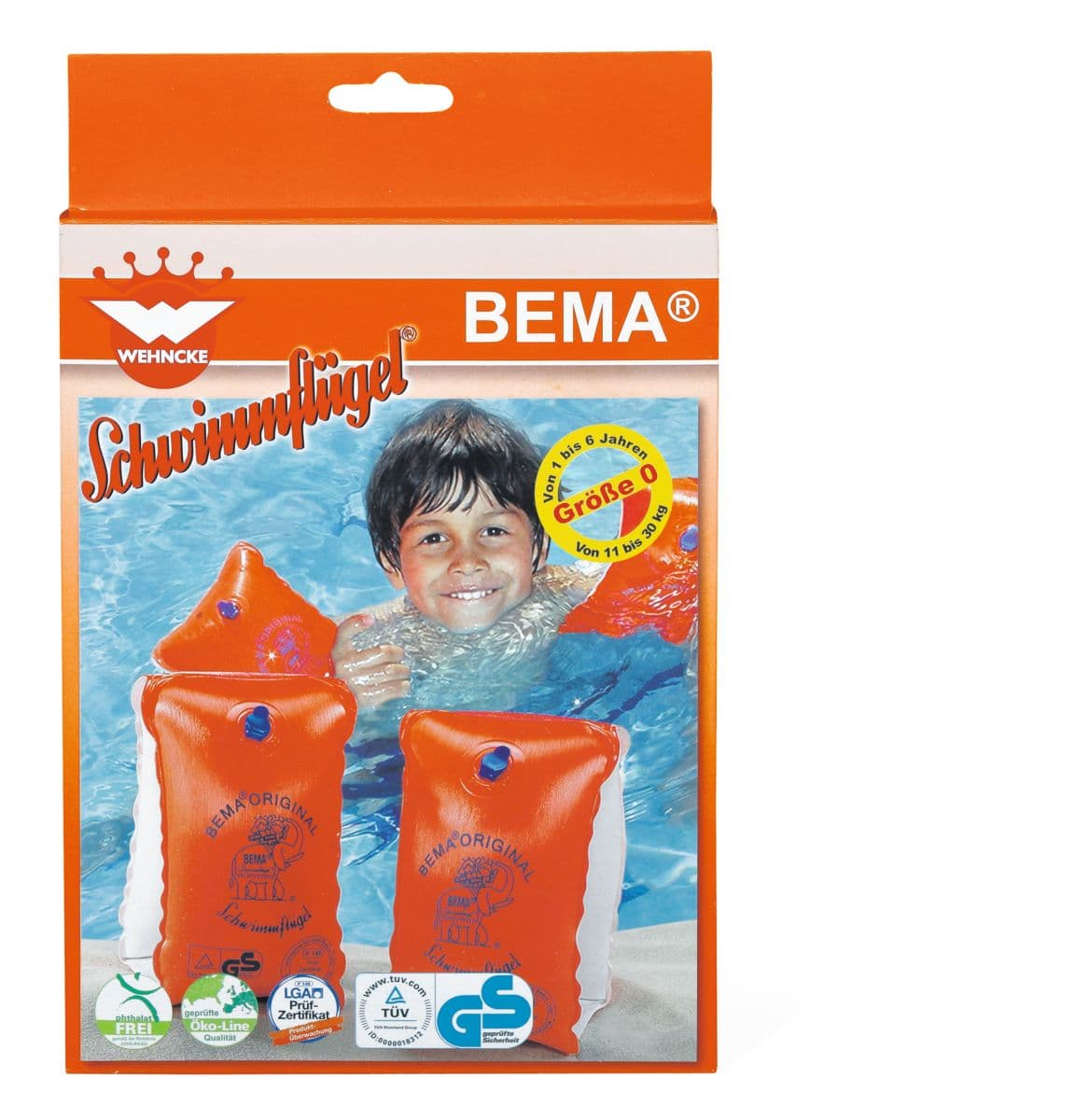BEMA Schwimmflügel Wasser-Spielzeug