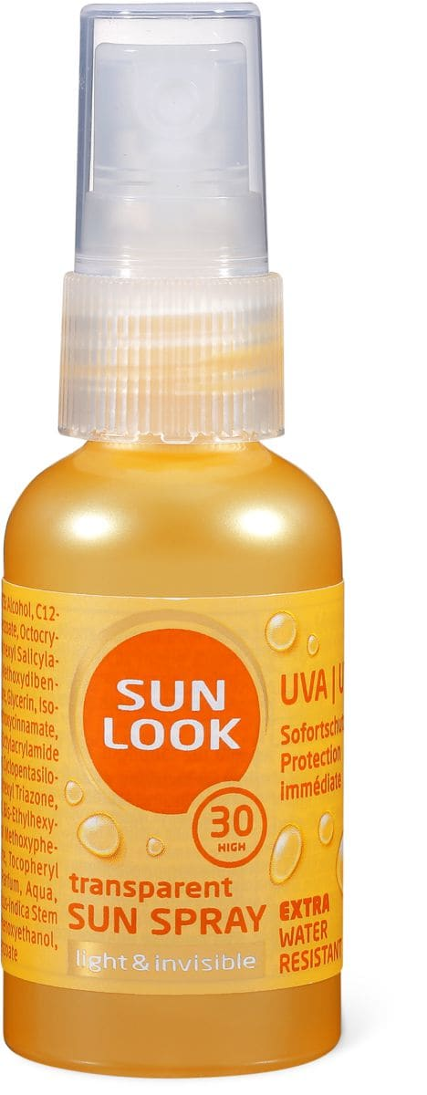 Sun Look Light&Invi Mini Spray SF30