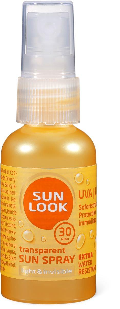Sun Look Light&Invi Mini Spray SF30
