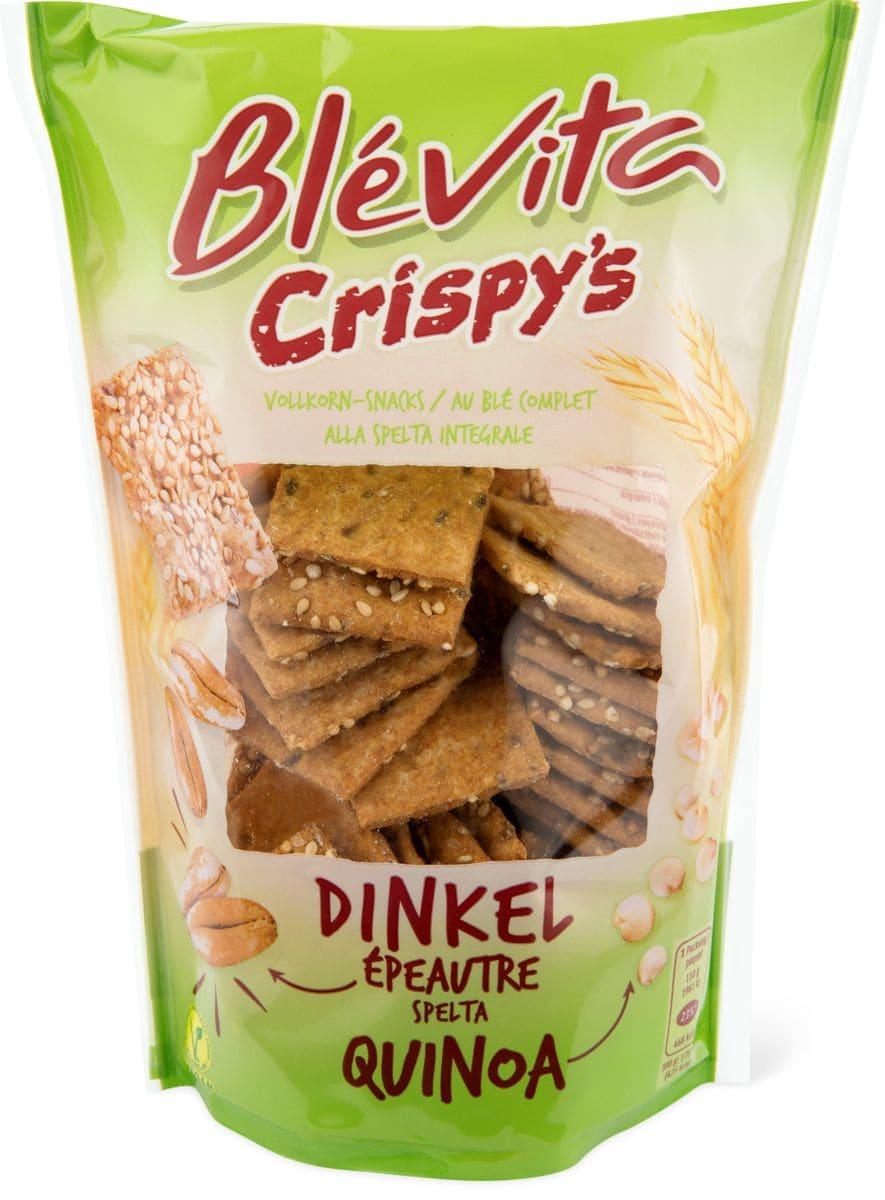 Blévita crispy's Spelta & quinoa