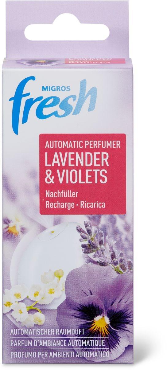 M-Fresh Automatic Lavender & Violet