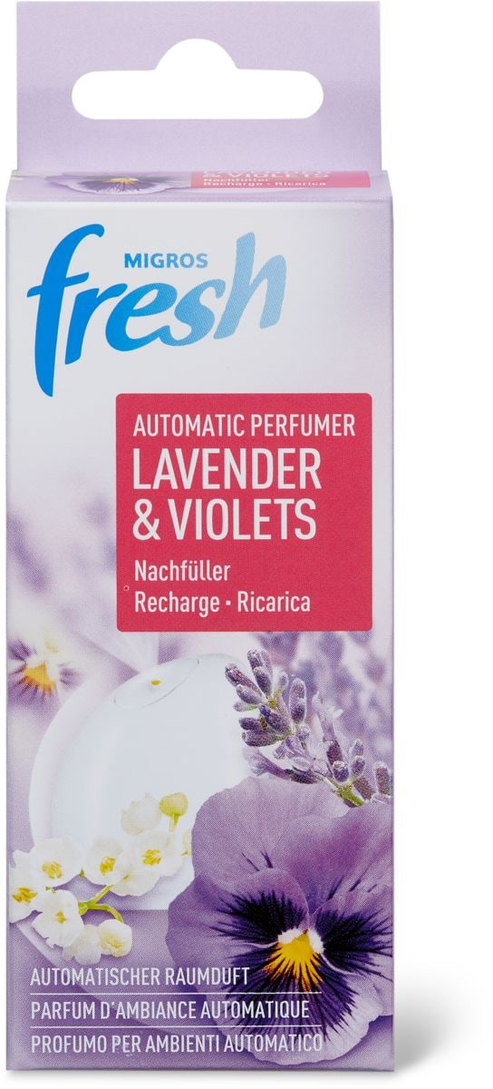 M-Fresh Automatic Perfumer Lavender & Violet