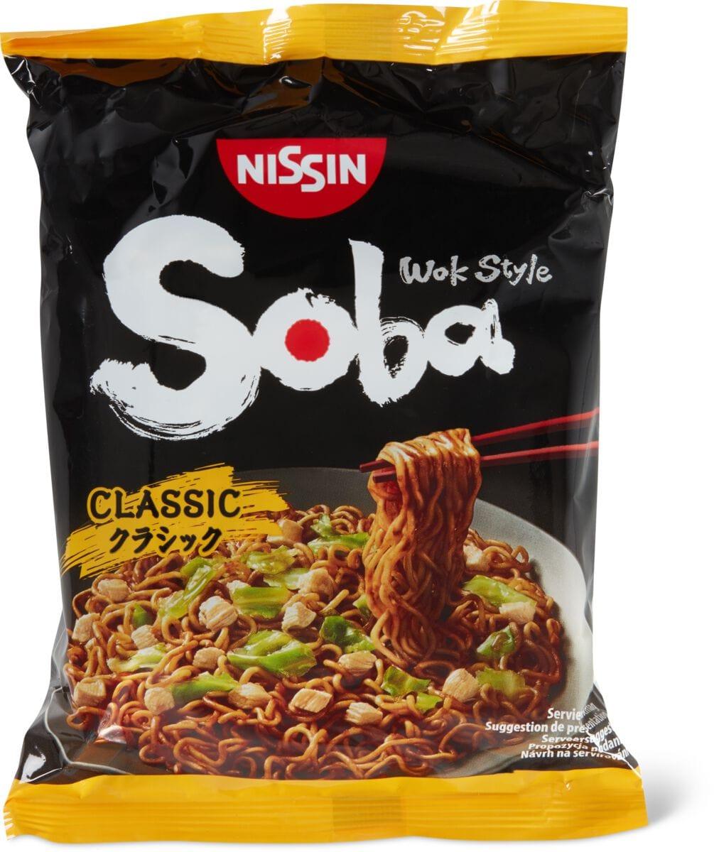 Nissin Soba Wok style classic