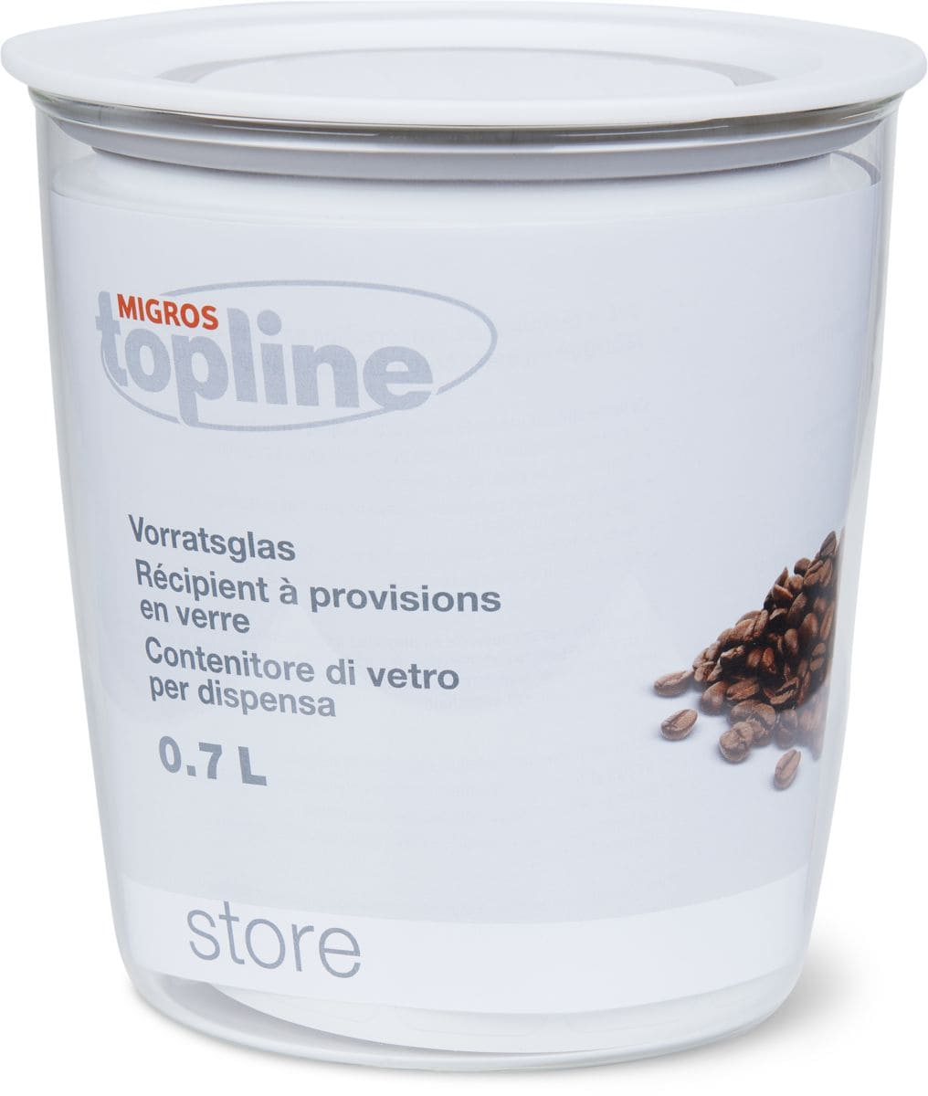 M-Topline STORE Vorratsglas 0.7L