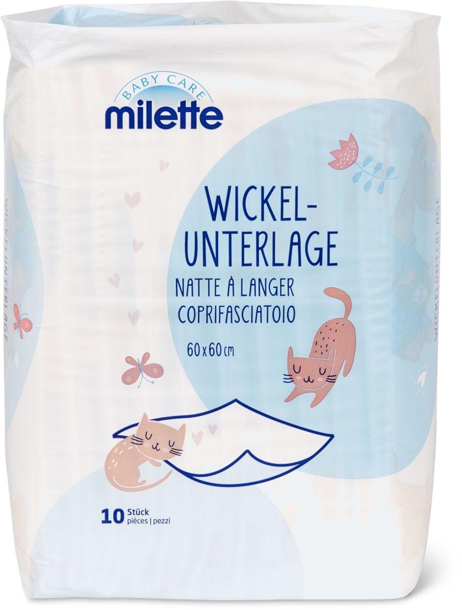 Milette Coprifasciatoio  60 x 60 cm  10 pezzi