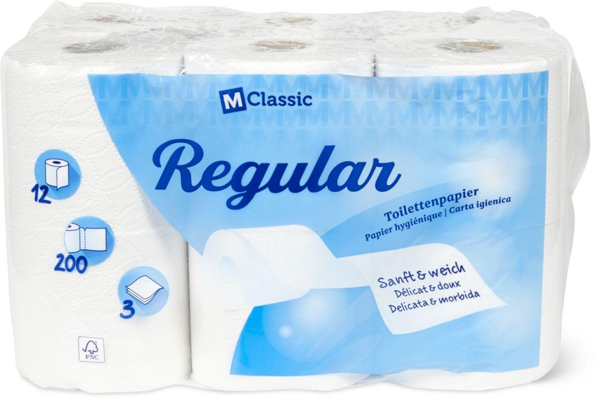 M-Classic Carta igienica