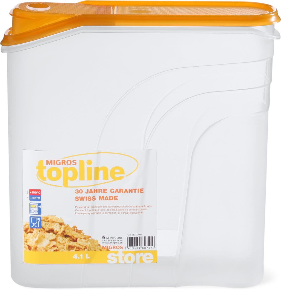 M-Topline M-TOPLINE Barattolo per dispensa