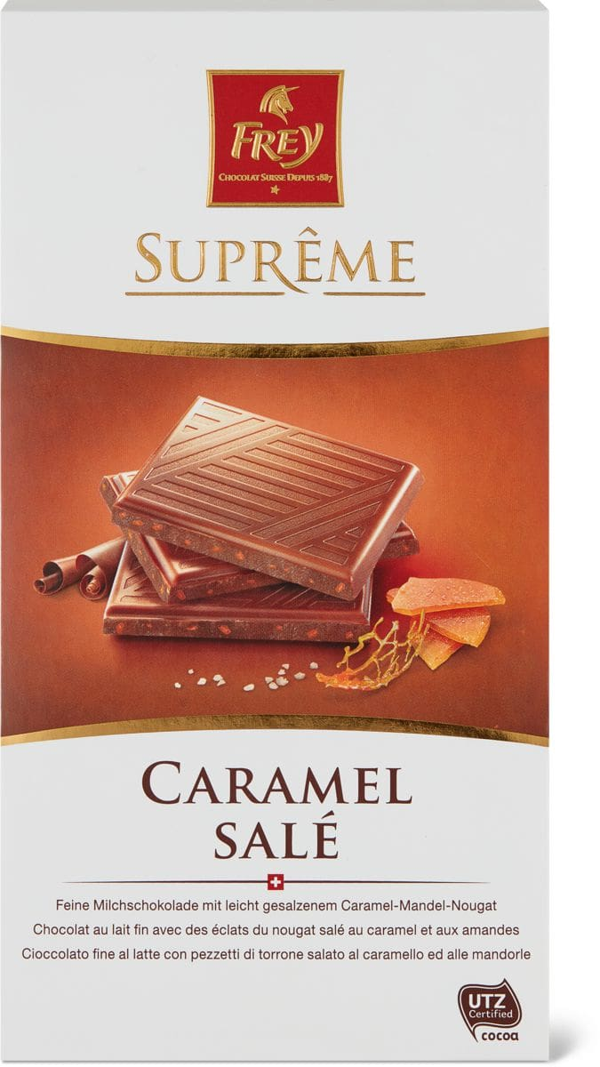 Suprême Caramel Salé