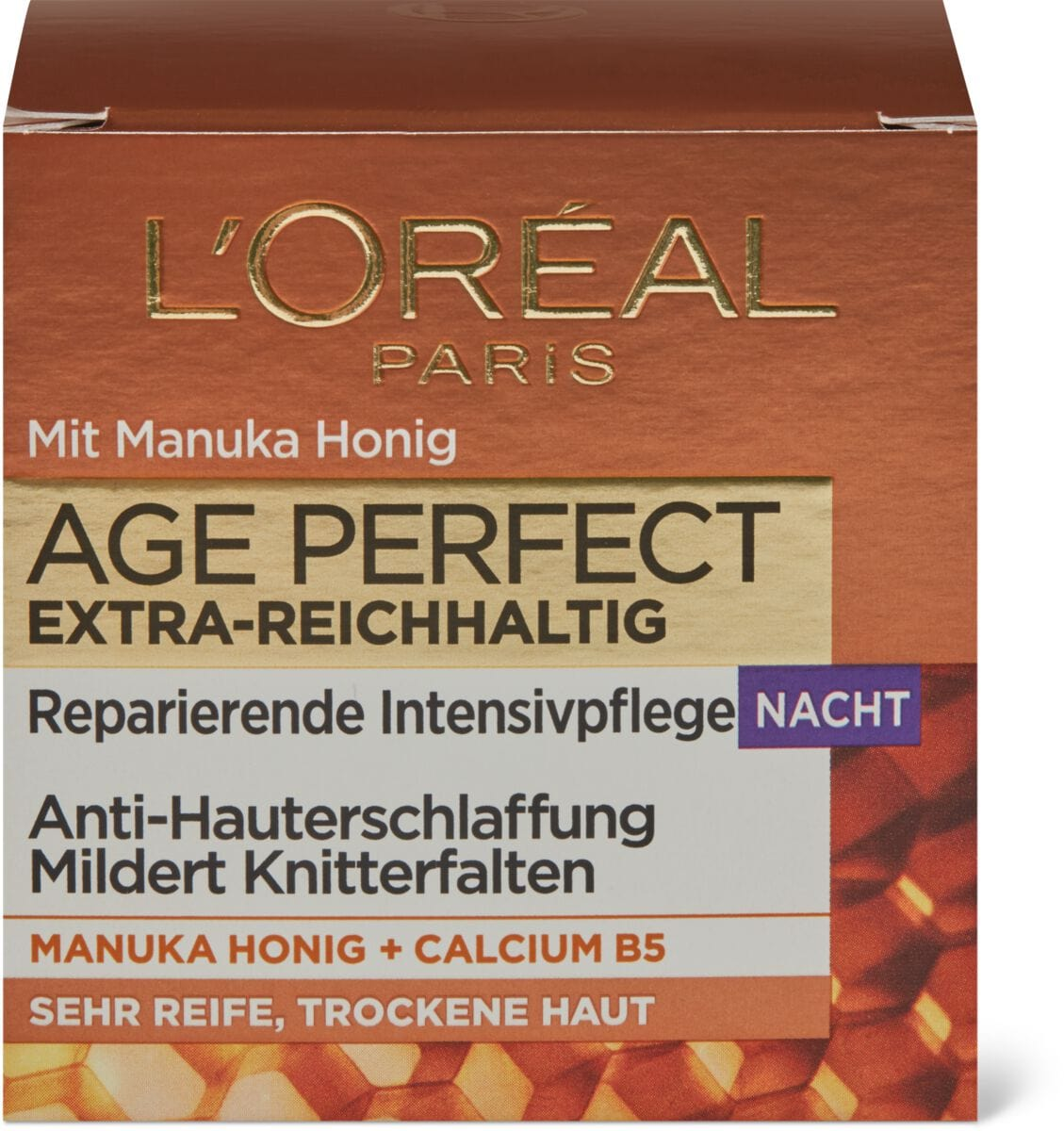 L'Oréal Age Perfect Extra-Reich. Nacht