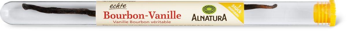 Alnatura Bourbon Vanille Schoten 1St.