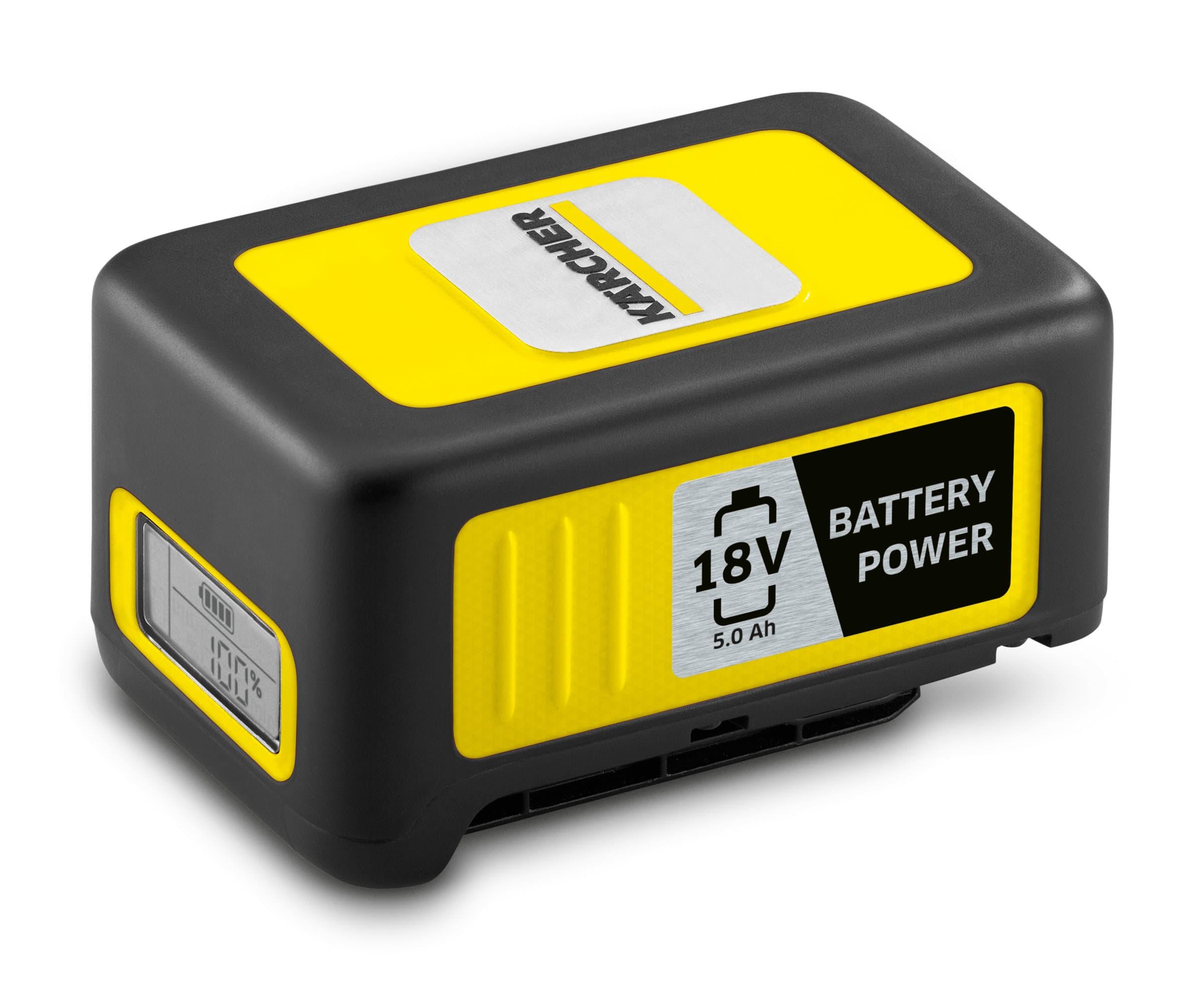 Kärcher Battery Power 18/50 Batterie de rechange