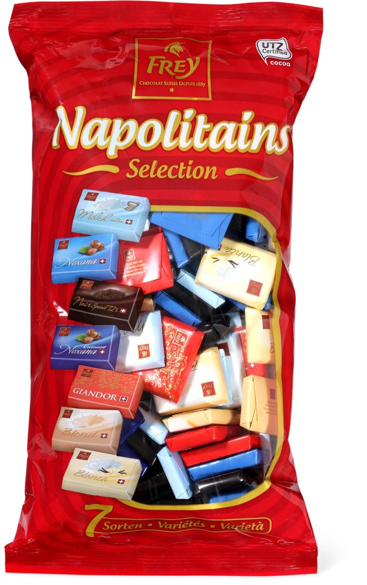 Napolitains Selection assortis