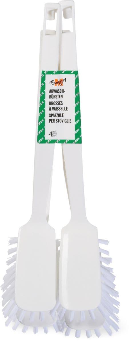 M-Budget Spazzole per stoviglie