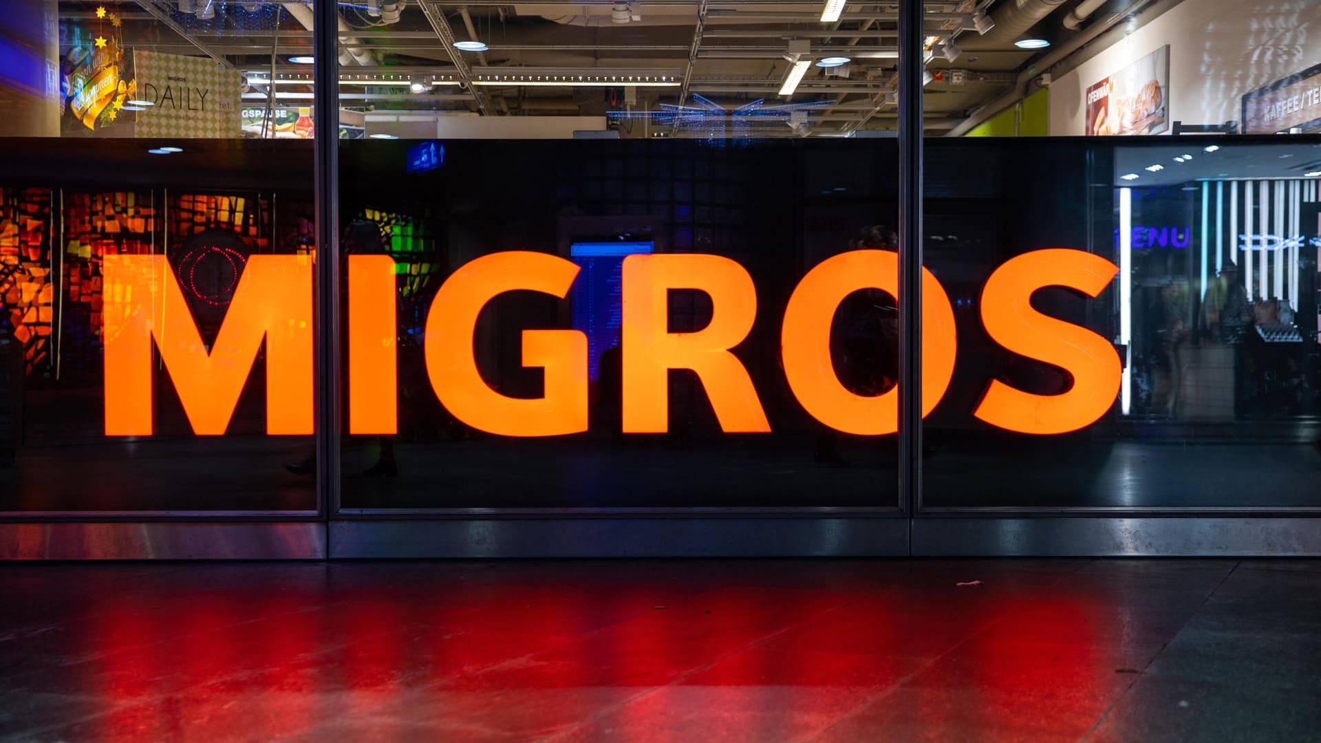 Groupe Migros: chiffre d\'affaires en hausse de 0,7 pour cent ...