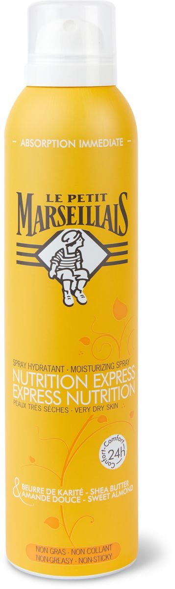 Le Petit Marseillais Body Spray karite