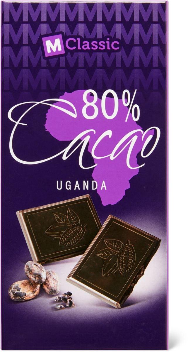M-Classic 80% Cacao Uganda